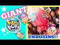 UNBOXING WORLDS LARGEST PIKMI POPS | GIANT LOLLIPOP LOLLYPOP SURPRISE POP Kid Candy Store Carnival