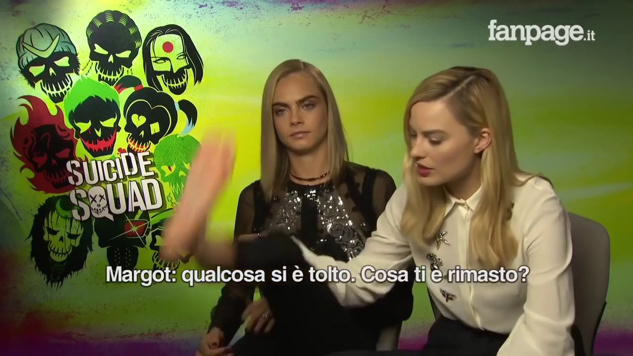 Pies cara delevingne margot robbies feet hd youtube