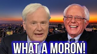 Chris Matthews Said Something Completely Idiotic About Bernie Sanders