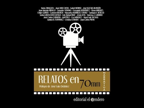 RELATOS En 70mm Booktrailer