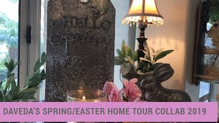 Spring/ Easter Home Tour Collaboration 2019
