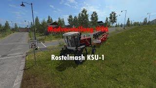 """[""""LS17"""", """"Landwirtschafts Simulator 17"""", """"FS17"""", """"Farming Simulator 17"""", """"Modvorstellung"""", """"Rostelmash"""", """"Mähwerke LS17"""", """"gaming deutsch""""]"""