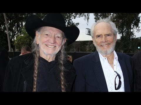 "Willie Nelson & Merle Haggard  ""Don't Think Twice, It's Alright"""