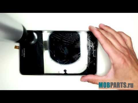 Как разобрать Samsung Galaxy Tab 4