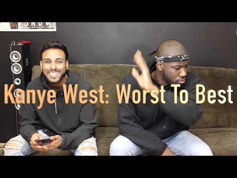 Kanye West Albums: WORST TO BEST