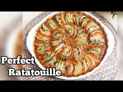 ratatouille-recipe-♡-recette-de-ratatouille-راتاتويى{خلطبيطة-بالصلصة}-روعة-و-طريقة-تقديم-حلوة