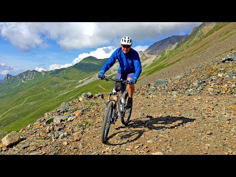 Swiss Alpine Bike 1
