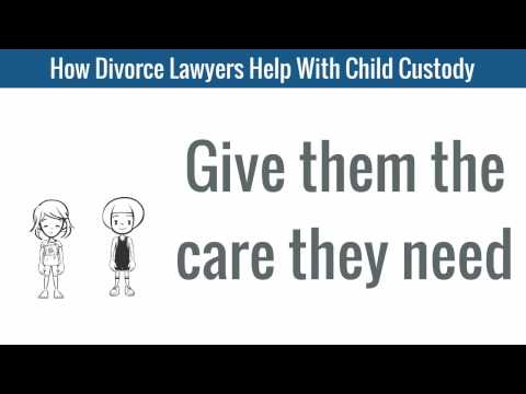 Navigating The Difficult Waters Of Child Custody With Kansas City Divorce Lawyers