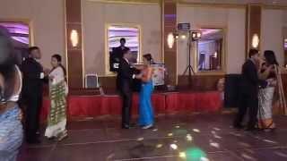 Sunaliz wedding surprise dance by Youth Club
