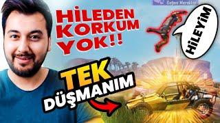 HİLELERİ VURMUŞUM HABERİM YOK !!! İLK 2 ADAM HIZLI VE ÖFKELİ !!! Pubg Mobile Gameplay Türkiye