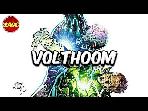 Who is DC Comics Volthoom? The First Lantern Ever... and Most Powerful.