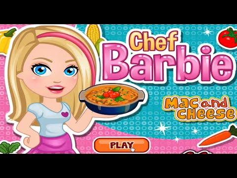 Barbie Chef Cocina Con Barbie Juegos De Barbie En Espanol
