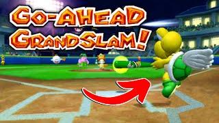 Most runs scored in ONE INNING! Mario Super Sluggers WORLD SERIES MODE!