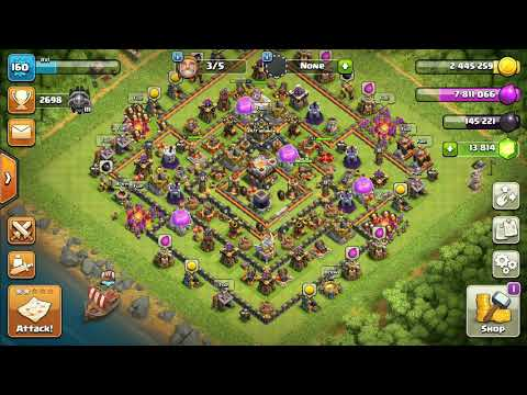 Learn How To Use Potion.. COC.. RESOURCE POTION