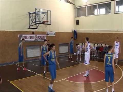 Nikola Miskovic - Basket - 14 yrs - Serbia, Belgrade