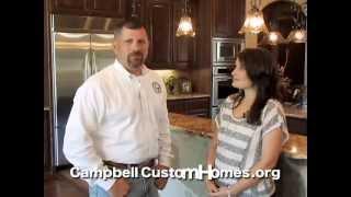 Home Builder In Tyler Texas - Campbell Custom Homes