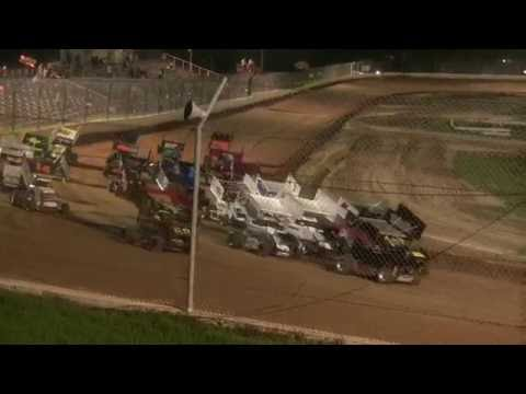 Florida Outlaw Micro Sprints - May 22, 2016 Putnam County Speedway