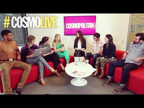 #CosmoLive: The Real Grumpy Cat Edition