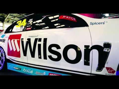 2017 Wilson Security Racing GRM Launch