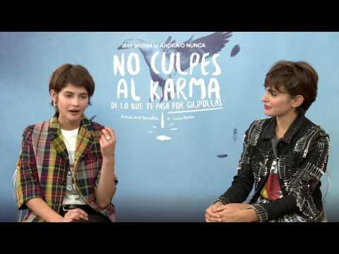 Entrevista a Alba Galocha y Verónica Echegui por