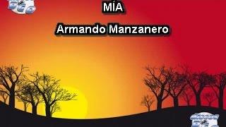 Karaoke como Armando Manzanero - MIA