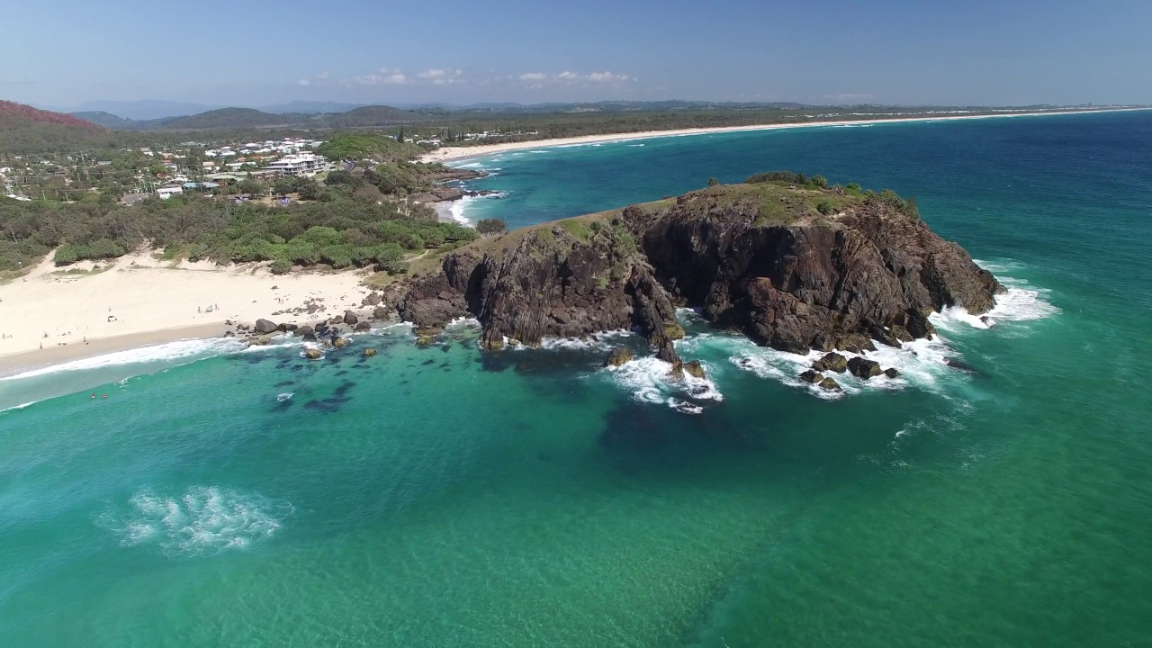 Norries Head - Cabarita Beach, NSW - YouTube