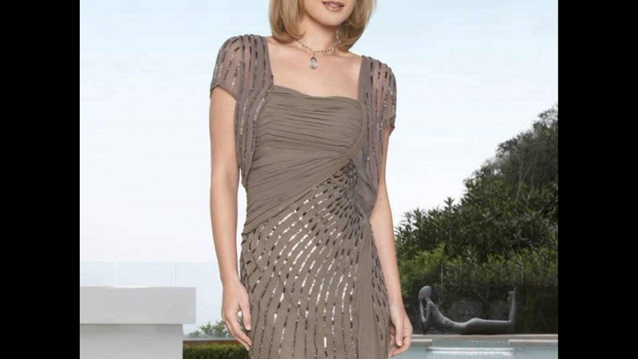Western Mother of the Bride Dresses