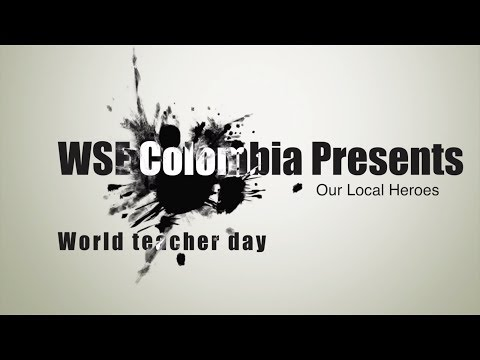 """Local Heroes - A """"World Teachers' Day"""" Interview with Wall Street English Colombia"""