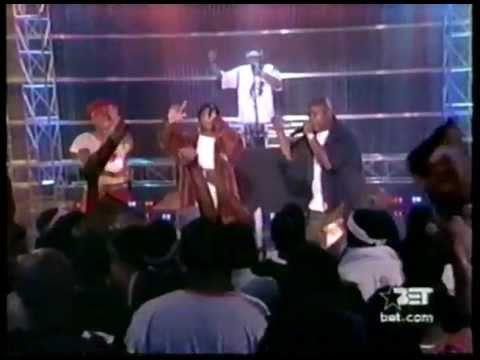 Jadakiss, Styles P & Eve   We Gone Make It remix LIVE 2001