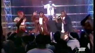 Jadakiss, Styles P & Eve   We Gone Make It remix LIVE 2001