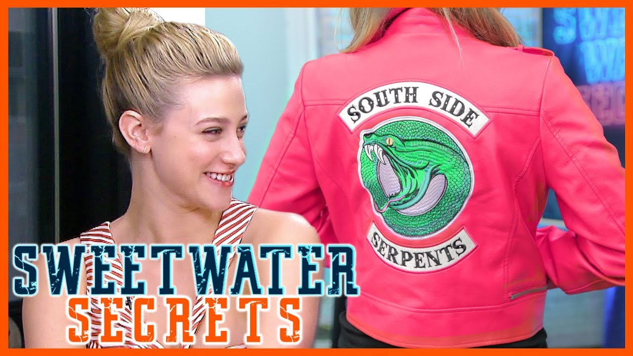 Riverdale Should Betty Get A Pink Serpents Jacket Lili Reinhart Answers Sweetwater Secrets