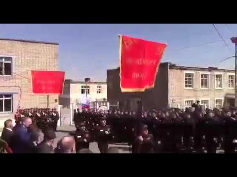 47news: День Победы в колонии Кирово-Чепецка