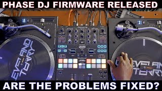 Phase Wireless DJ Releases FIRST Firmware!  Are the  PROBLEMS FIXED? Tutorial included.