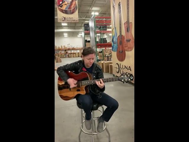 ⛰ Vista Bear Acoustic Guitar Jams ft. Chelsea Davis