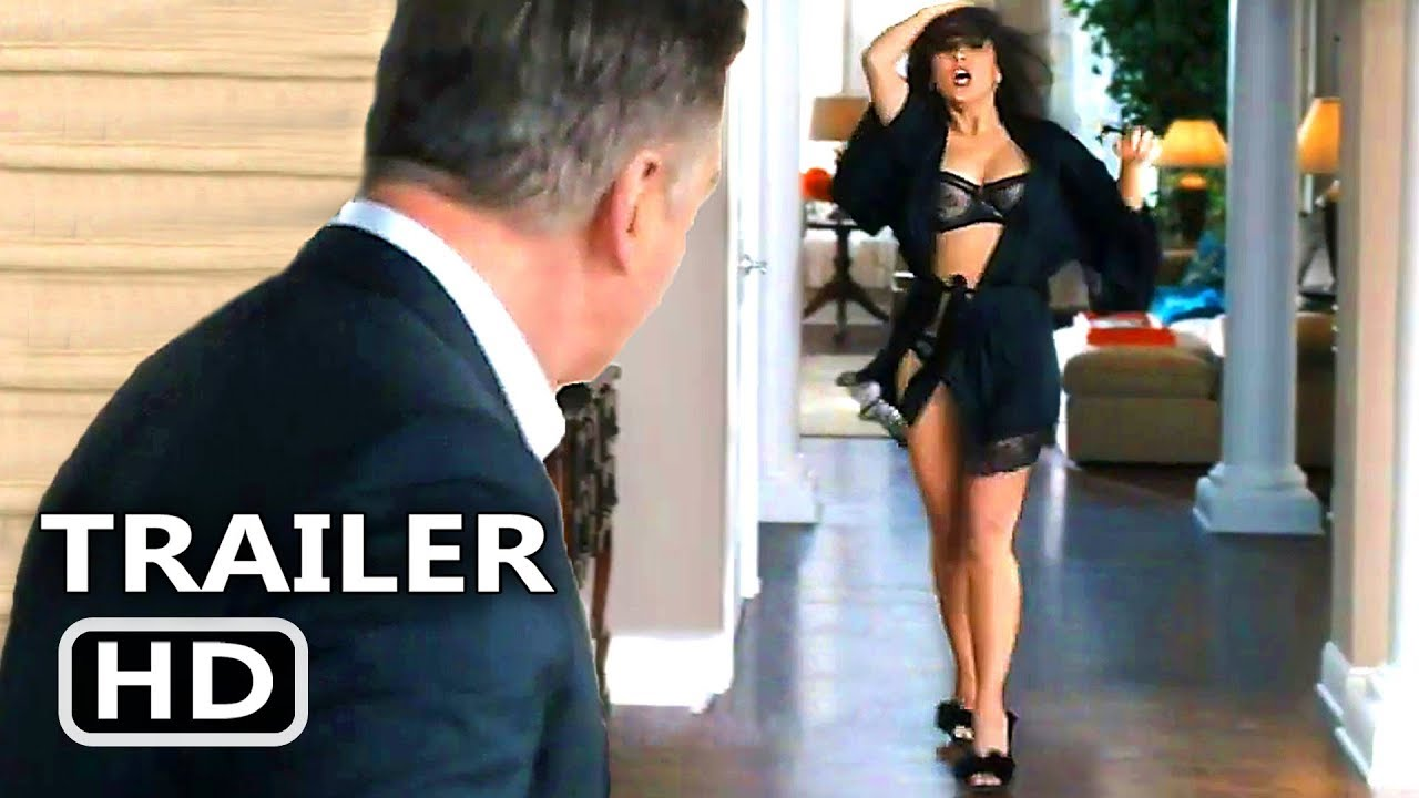 DRUNK PARENTS Official Trailer (2019) Salma Hayek, Alec Baldwin Comedy  Movie HD
