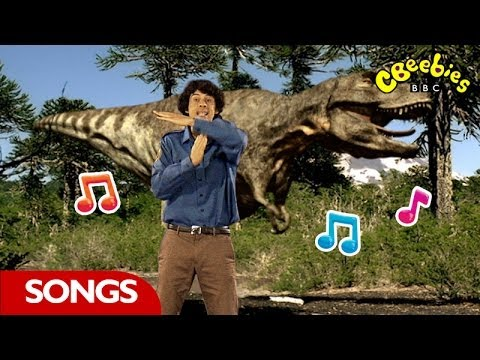 Tyrannosaurus Rex Rap From Andy's Dinosaur Adventures - CBeebies
