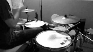 Drum Cover Sixpence None the Richer ~ Kiss Me