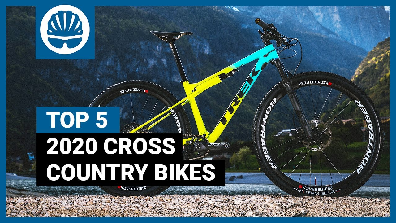 Best Trail Bike 2020.Top 5 2020 Cross Country Bikes