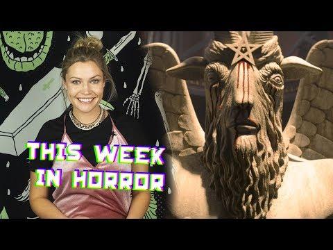 Horror Headlines for November 12, 2018 - Sabrina, Robert Eggers, The Walking Dead