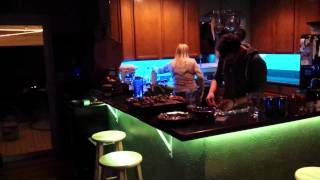 Led Strip Light Installation - Kitchen Counter Cabinets Entertainment Center - Colorado Hula Hoops