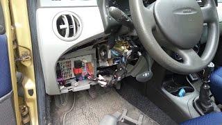 Fiat punto 1,2 16v - Ремонт электроусилителя руля