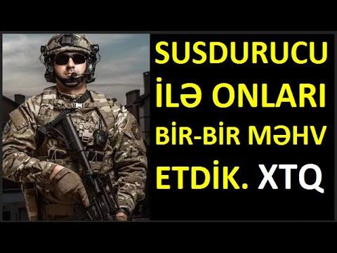 Birinci bunu çağırdım, amma gördüm yox bu mənə baxmır...  XTQ-in qazisi Sərxan Məmmədov.