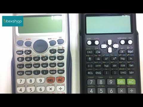 Bitexshop - So Sánh Máy Tính Casio Fx-570vn Plus Vs Casio Fx-570vn Plus New (2nd Edition)