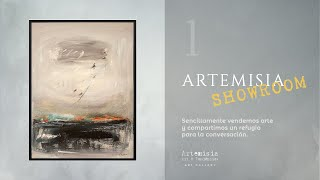 Showroom I - Paisaje abstracto - Pilar Perdices
