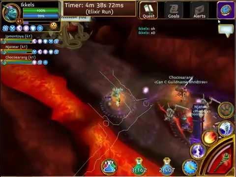 Arcane Legends - Farming The Elite Tindirin Maps! (ALL MAPS)