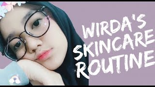 Video WHAT I USE FOR MY SKINCARE ROUTINE download MP3, 3GP, MP4, WEBM, AVI, FLV Oktober 2017