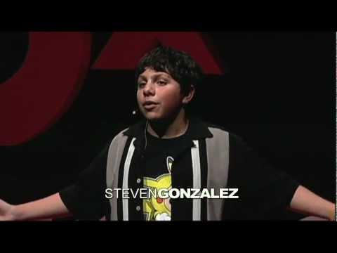 The Healing Power Of Video Games: Steven Gonzalez At TEDxSugarLand