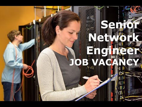 Senior Network Engineer Vacancy At Orange Business Services, Slough, UK