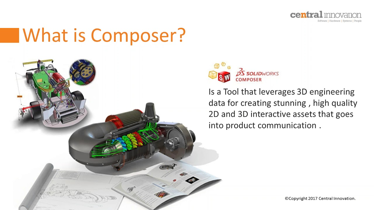 SOLIDWORKS Composer 2018 – why and how?