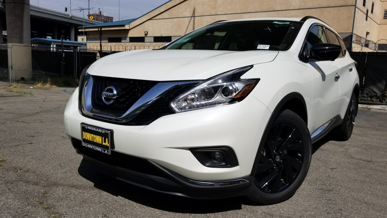 Nissan Murano Platinum W Technology Package In K
